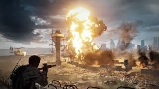 Battlefield 4 Official Cinematic Trailer (HD)