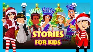 THE EASTER, HAPPY THANKSGIVING AND JESUS BIRTH STORY || CELEBRATION STORIES FOR KIDS