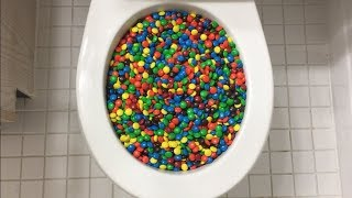 Will it Flush? - M&M