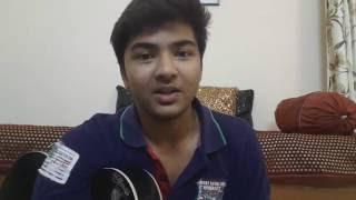 Jeena Jeena cover on guitar by Ishaan Mishra |•|Atif Aslam|•|Sachin-Jigar