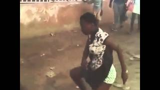 How african women fight