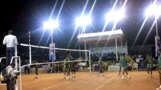 National volleyball tournament 2012 Chennai