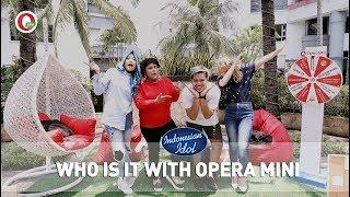 Idol By Opera   Who Is It With Opera Mini