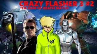 Andy Law Vs. The World - Crazy Flasher 3: The King Of Deathmatch #2