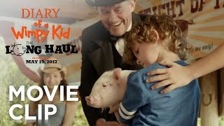 "Diary of a Wimpy Kid: The Long Haul | ""4-5-6"" Clip [HD] | 20th Century FOX"