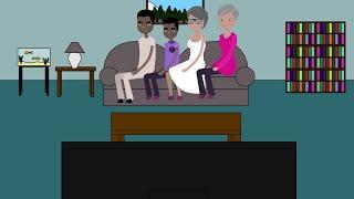 faith , bibi harusi mtarajiwa | Tanzania animation advert