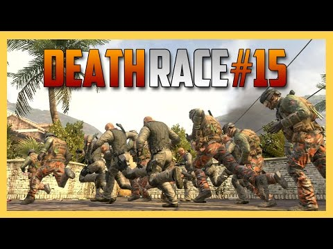 Xxx Mp4 Death Race 15 TIGHT SQUEEZE Deadly Foot Race In Call Of Duty Black Ops 2 Swiftor 3gp Sex