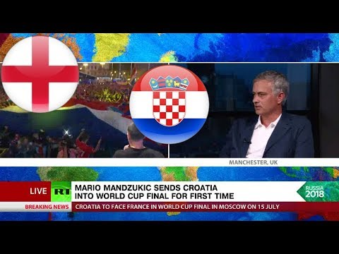 Xxx Mp4 England Didn't Finish Game Off In First Half Paid The Price – Mourinho Talks Croatia V England 3gp Sex