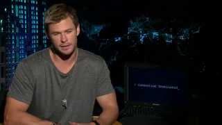 Blackhat: Chris Hemsworth Exclusive Interview