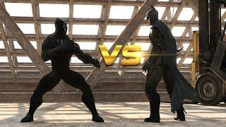 Batman vs Black Panther | DEATH BATTLE!