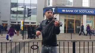 Remus Stana Violin Cover Bailando