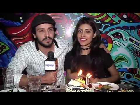 Harshita Gaur aka Sanyukta of Sadda Haq celebrates her birthday with Param Singh and Tellybytes