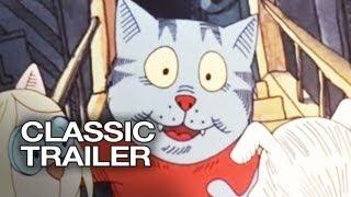 Fritz the Cat Official Trailer #1 - Rosetta LeNoire Movie (1972) HD