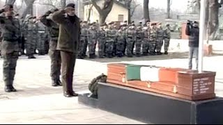 At braveheart's cremation, daughter shouts his regiment's war cry