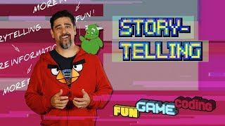 Angry Birds Fun Game Coding   Storytelling - S1 Ep2