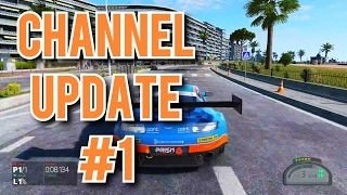 Channel Update 1 And Sleeper Gaming Build Preview