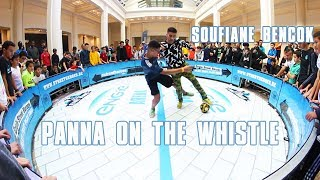 Panna on the whistle by Soufiane Bencok   ENGIE Street Heroes 2017 finals