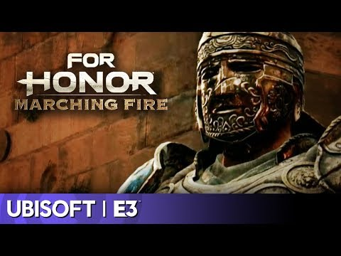 For Honor Marching Fire Full Reveal Ubisoft E3 2018
