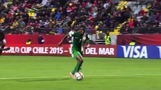 Mali (0) vs (2) Nigeria - Mundial U17 Chile (Final)