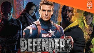 The Defenders WILL NOT Appear in The Avengers Films
