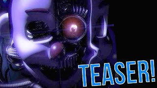 NEW Five Nights at Freddy's Sister Location TEASER! Ennard OR Bidybad?!