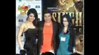 Music launch of the film 'Singh Saab The Great' 3