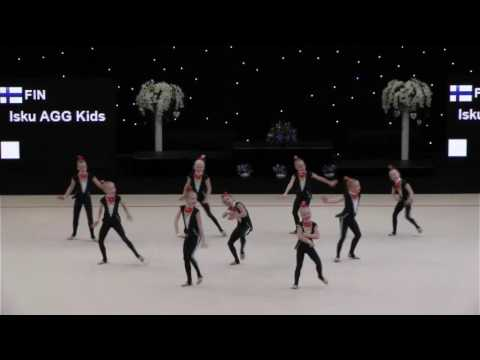 Miss Valentine 2017.AGG 8-10y.Isku AGG Kids.FIN