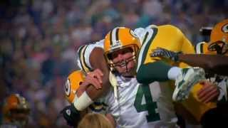 Brett Favre Talks About His Kind of Swagger | NFL
