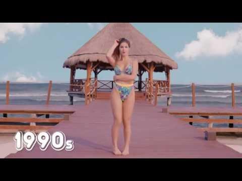 Xxx Mp4 Evolution Of The Bikini With Amanda Cerny 3gp Sex