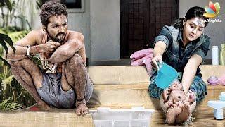 Bala's Naachiyaar First Look : Jyothika and G V Prakash's new film