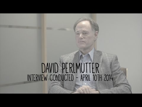 Full Dr. Perlmutter interview from Carb-Loaded documentary (28 Min)