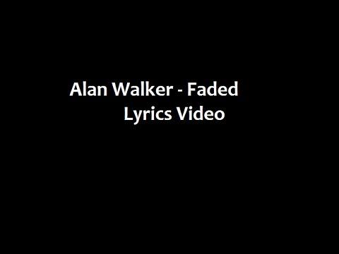 watch Alan Walker - Faded (Lyrics Video)