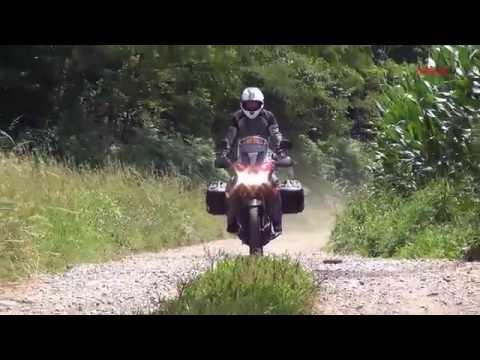 MOTOTURISMO - In prova - Suzuki V-Strom 650 ABS (2014)