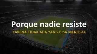 Lagu Hala Madrid Y Nada Mas