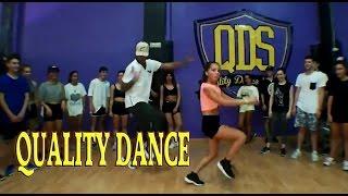 LAURENCE  KAIWAI & CLAUDIA  MARTIN - QUALITY DANCE SUMMER