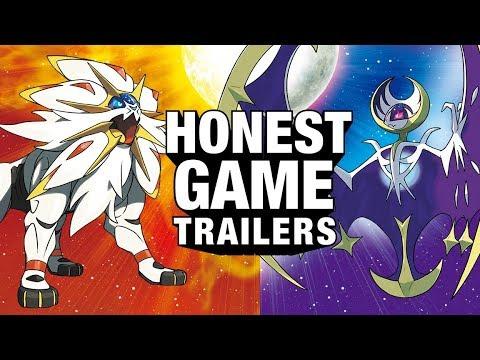 Xxx Mp4 POKEMON SUN MOON Honest Game Trailers 3gp Sex