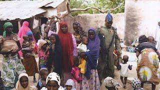21 schoolgirls return home after 30 months captivity under Boko Haram