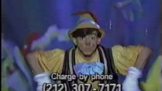 Disney On Ice Commercial (1989)