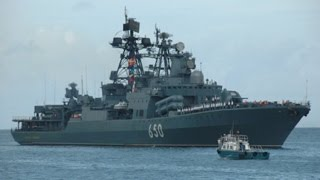 US vs. Iran, Russian navy headed to war, Presidential candidates courting the Roman church and more