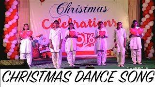 New Latest Telugu Christian Christmas Dance Song 2017    DHANYAMAYE    HARINI    JONAH SAMUEL