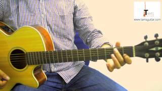 Nothing's gonna change my love for you chords guitar lesson(www.tamsguitar.com)