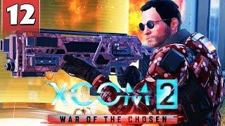 XCOM 2 War of the Chosen #12 - GETTING HOT IN HERE!