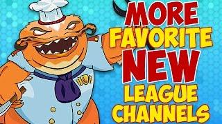 Download More Favorite NEW League of Legends Channels 3Gp Mp4