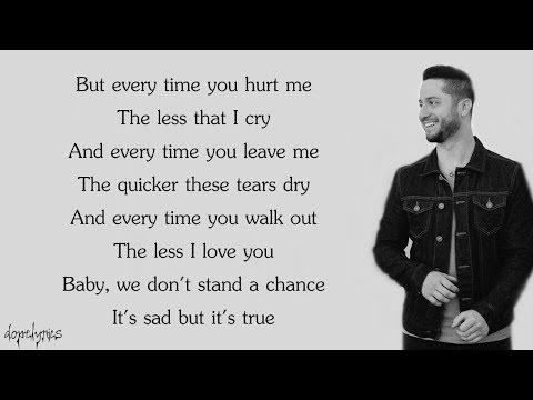 Too Good At Goodbyes - Sam Smith (Boyce Avenue acoustic cover)(Lyrics)