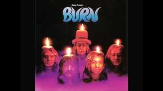 Deep Purple - Burn [1974] Full Album