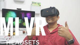 Xiaomi Mi VR headset Unboxing & Demo - PhoneRadar
