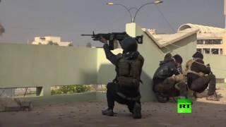 الجيش العراقي يصل ضفة دجلة خلال عملية تحرير الموصل