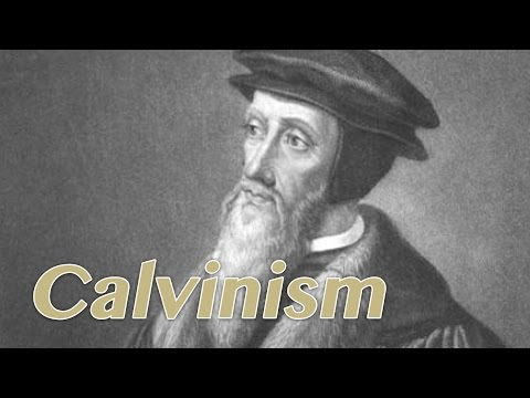 Minute Faith ~ Calvinism