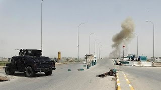 ISIL gains ground in western Iraq, raising fears for Baghdad