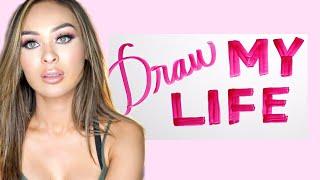 Draw My Life (Homeless / Teen Mom)